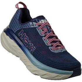 Hoka One One Bondi 6 Buty do biegania Kobiety różowy/niebieski